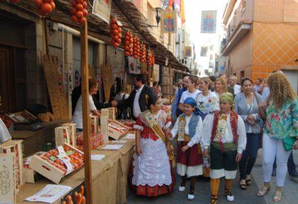 La VII Fira de la Tomata de Penjar d'Alcalà se celebra els dies 12 i 13 d'octubre