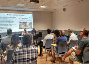 Oliva acull una jornada sobre Economia del Bé Comú (EBC) a empreses i ajuntaments