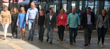 Óscar Clavell i Salomé Pradas repeteixen com a caps de llista del PP a la província de Castelló