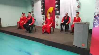La Primera Fira d'Octubre de la Casa d'Andalusia de Peníscola tanca les seues portes amb èxit de participació