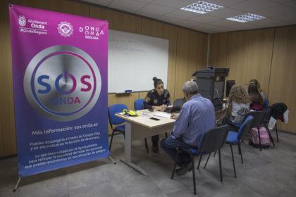 Més de 278 ciutadans d'Onda s'han registrat en l'aplicació OndaSOS