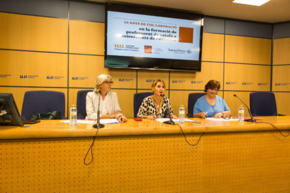 L'Acadèmia Valenciana de la Llengua, l'Institut Ramon Llull i la Xarxa Vives d'Universitats celebren 10 anys de col·laboració en la formació de professorat de català a les universitats de l'exterior