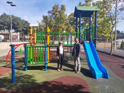 L'Ajuntament de l'Alcora inicia un nou pla per millorar els parcs del municipi