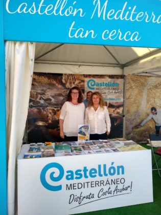 Benicàssim mostra els seus atractius i recursos turístics a València