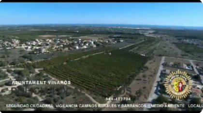 Detectada una possible construcció il·legal a Vinaròs