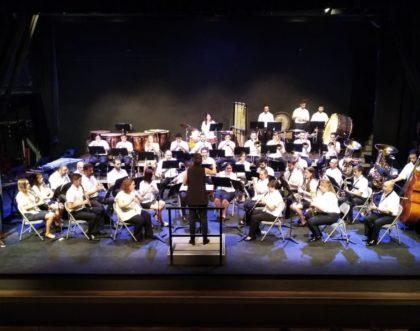 La Unió Musical Santa Cecilia de Benicàssim suma sis nous músics