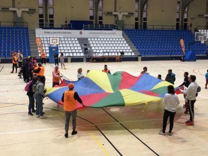 Alacant acull la quarta jornada dels Jocs Esportius Adaptats
