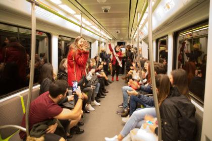 La Generalitat facilitarà la mobilitat en els tradicionals Sopars de Nadal amb el servei nocturn de Metrovalencia
