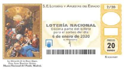 Consulta els números guanyadors del sorteig de la loteria El Niño