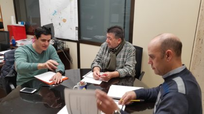 El trinquet d'Alzira passa a formar part de la lliga BANKIA la lliga professional de Pilota Valenciana