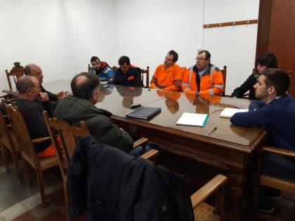L'Ajuntament de Castelló potenciarà en este mandat el servei de la Brigada Agrària Municipal