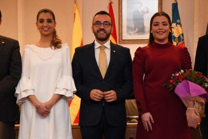 L'alcalde de Vila-real anuncia el nomenament de María Carmona com a reina 2020