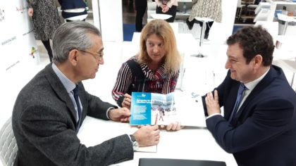 L'aeroport de Castelló reforça la seua acció promocional a Europa per a consolidar les noves rutes aèries