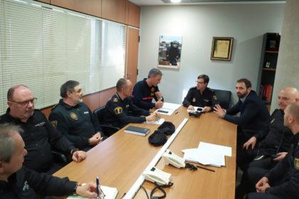 Castelló aborda un protocol per a millorar la seguretat al costat de Castalia durant els partits