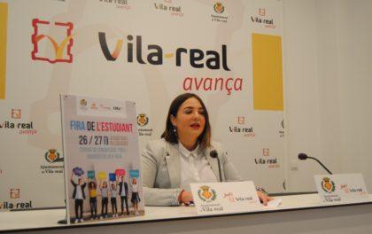 Vila-real impulsa la primera Fira de l'Estudiant per a ampliar les opcions formatives i facilitar la inserció laboral dels joves