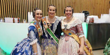 Les millors imatges de la tercera gala fallera de la Comunitat Valenciana
