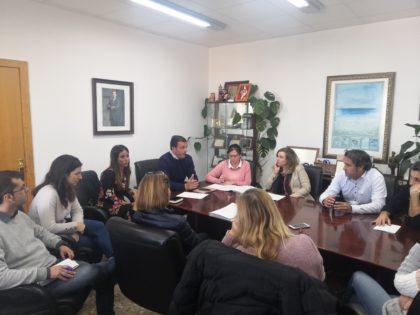 L'Ajuntament de Peníscola sol·licita a Costes una solució per als accessos a la Costa Sud després del temporal
