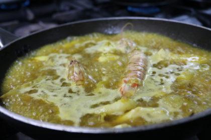 Jornadas Gastronòmiques de la galera, el llagostí i l'arròa de Peníscola