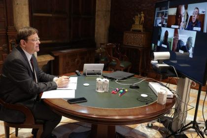 Ximo Puig anuncia ajudes directes i immediates pels autònoms de la Comunitat Valenciana de fins a 1.500 euros davant la crisi del coronavirus