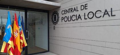 La Policia Local de Borriana identifica al presumpte responsable d'estafar amb bitllets falsos en establiments del municipi