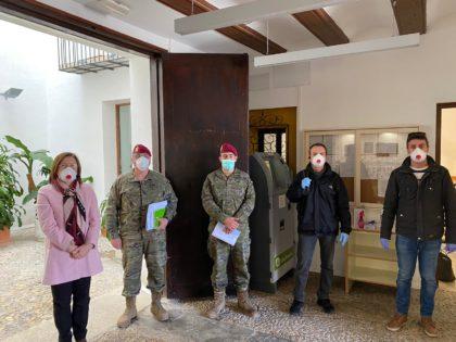 L'exèrcit ajudarà a reforçar el control de les mesures de confinament a Benicarló