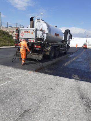 L'Ajuntament d'Onda inverteix 100.000 euros a millorar l'asfaltat de les seues àrees industrials