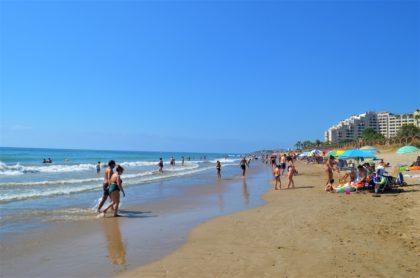 Orpesa es prepara per a obrir les seues platges amb noves mesures de seguretat i una 'app' per a consultar l'aforament