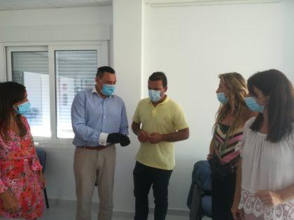 L'Ajuntament de Peníscola comença la realització de tests PCR als empleats públics