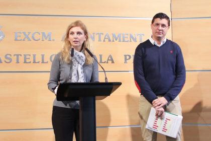 Castelló redueix el Període Mitjà de Pagament a proveïdors des de l'alarma per la covid-19 i el situa en 10 díes