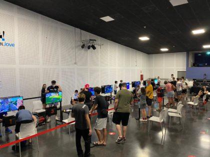 El campus gamer reunix a més de 500 persones a Sagunt