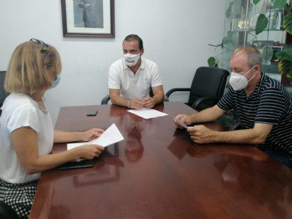 L'Ajuntament de Peníscola signa un conveni de col·laboració amb la residència concertada de la tercera edat situada en el municipi