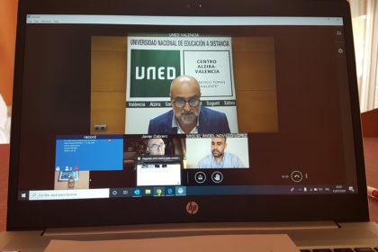 Comencen els cursos de la Universitat d'Estiu de la UNED amb seu a Sagunt