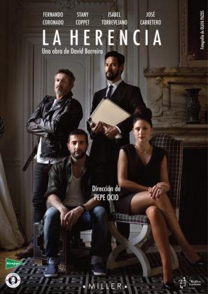El Centre Cultural Mario Monreal de Sagunt acull el drama familiar La Herencia