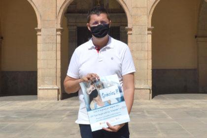 Castelló llança la campanya 'Gràcies!!' per a dinamitzar el comerç local a l'estiu en tots els seus districtes