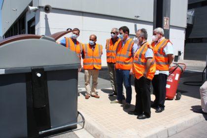 Castelló compleix terminis i posarà en marxa la recollida selectiva d'orgànica este setembre