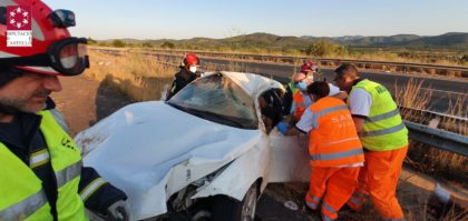 Accident de trànsit a Benicarló