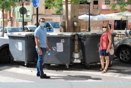El tractament i gestió del fem costa 400.000 € a les arques municipals de l'Alcora en 2020