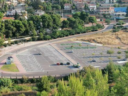 L'Ajuntament de la Vall d'Uixó finalitza la millora del pàrquing de Sant Josep