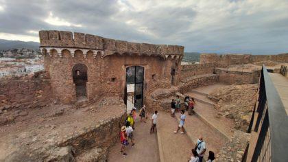 Onda supera a l'agost els visitants al castell respecte 2019 gràcies al turisme de proximitat