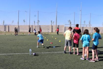 Esports obri demà la inscripció al Programa d'Esport en Edat Escolar a Sagunt