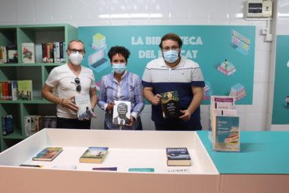 Onda obri un nou espai cultural en el Mercat Municipal per a fomentar la lectura entre els usuaris