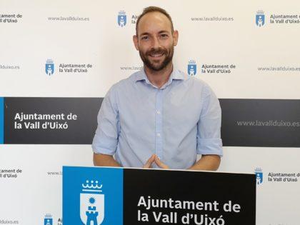 L'Ajuntament de la Vall d'Uixó rep una subvenció de 40.000 € per part de l'Agència Valenciana de Turisme