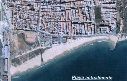 L'Ajuntament de Sagunt sol·licita al Ministeri la inclusió de la costa del terme municipal en l'espai marí protegit 'Alguers de Borriana-Nules-Moncofa'