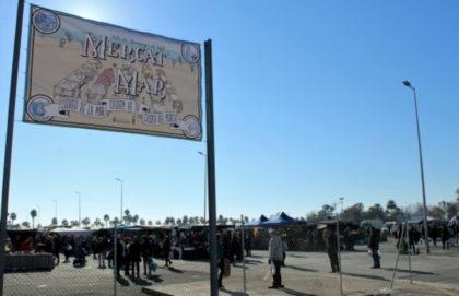 El Mercat de la Mar de Borriana torna diumenge que ve, 4 d'octubre, amb alternança de parades al 50 per cent