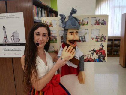 Les biblioteques de Castelló reactiven el programa d'animació lectora per a infants i joves