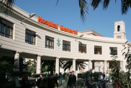 Es prohibirà l'accés a l'Hospital General de València amb mascaretes de tela