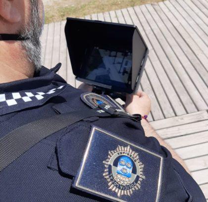 Un dron i vehicles camuflats vigilaran el compliment de les mesures sanitàries a Borriana