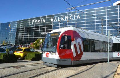 La Generalitat facilita el desplaçament amb tramvia a Fira València amb motiu dels exàmens de la Junta Qualificadora de Coneixements de Valencià