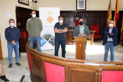 L'Ajuntament de Sagunt es posa a disposició de Salut Pública i està col·laborant en atendre les necessitats d'afectats de coronavirus a la Casa Nova