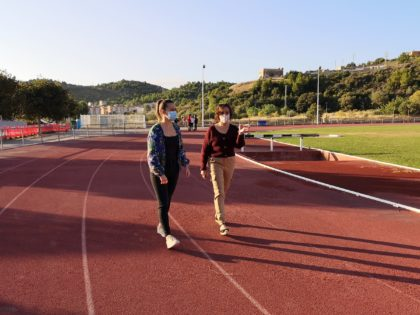 L'Ajuntament de la Vall d'Uixó saca a licitació l'obra de reforma de la Pista d'Atletisme